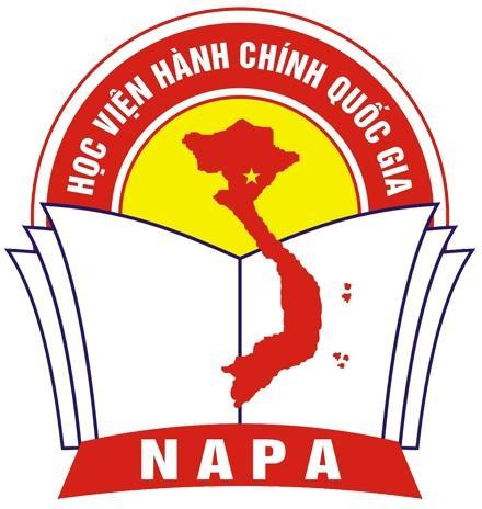 Logo Học viện Hành chính Quốc gia