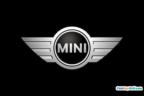 Logo Mini 3D Vector PDF PNG