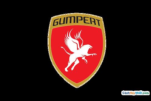 Logo Gumpert 3D Vector PDF PNG