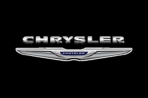 Logo Chrysler 3D Vector PDF PNG