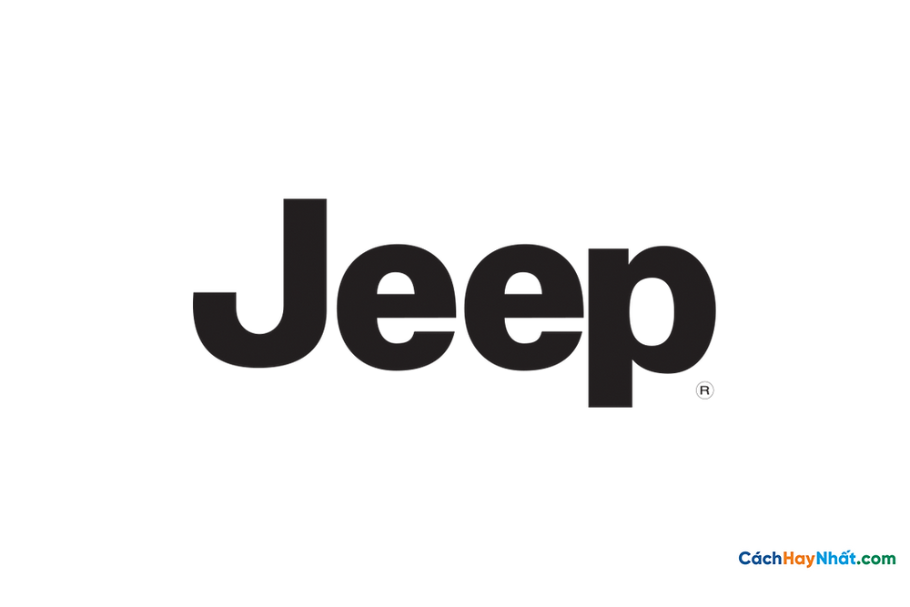 Logo  Jeep PNG
