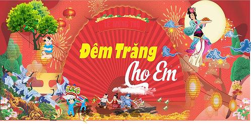 Tết Trung Thu Mid-Autumn Festival Vector Corel CDR 18