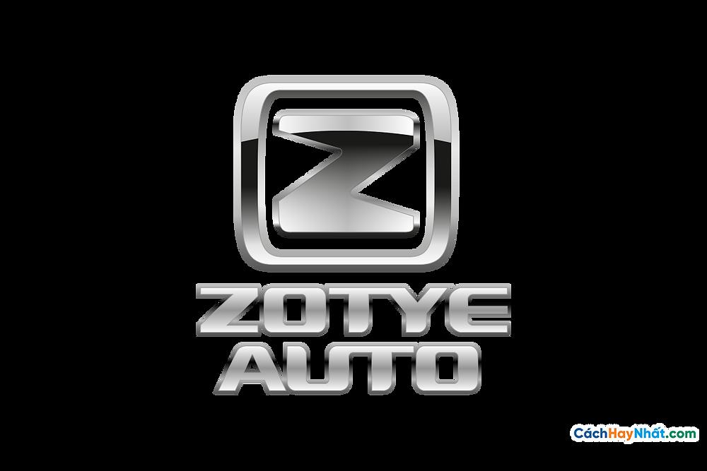 Logo Zotye PNG