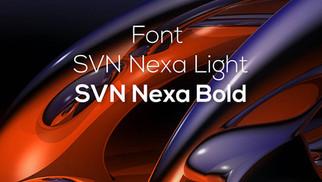 Download Font SVN-Nexa Light Bold Việt Hóa