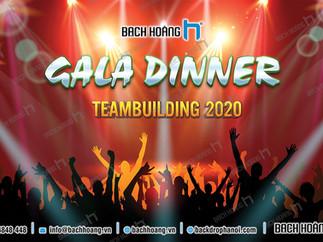 Tổng Hợp Mẫu Backdrop Phông Gala Dinner, Team Building Đẹp Nhất Phần 01