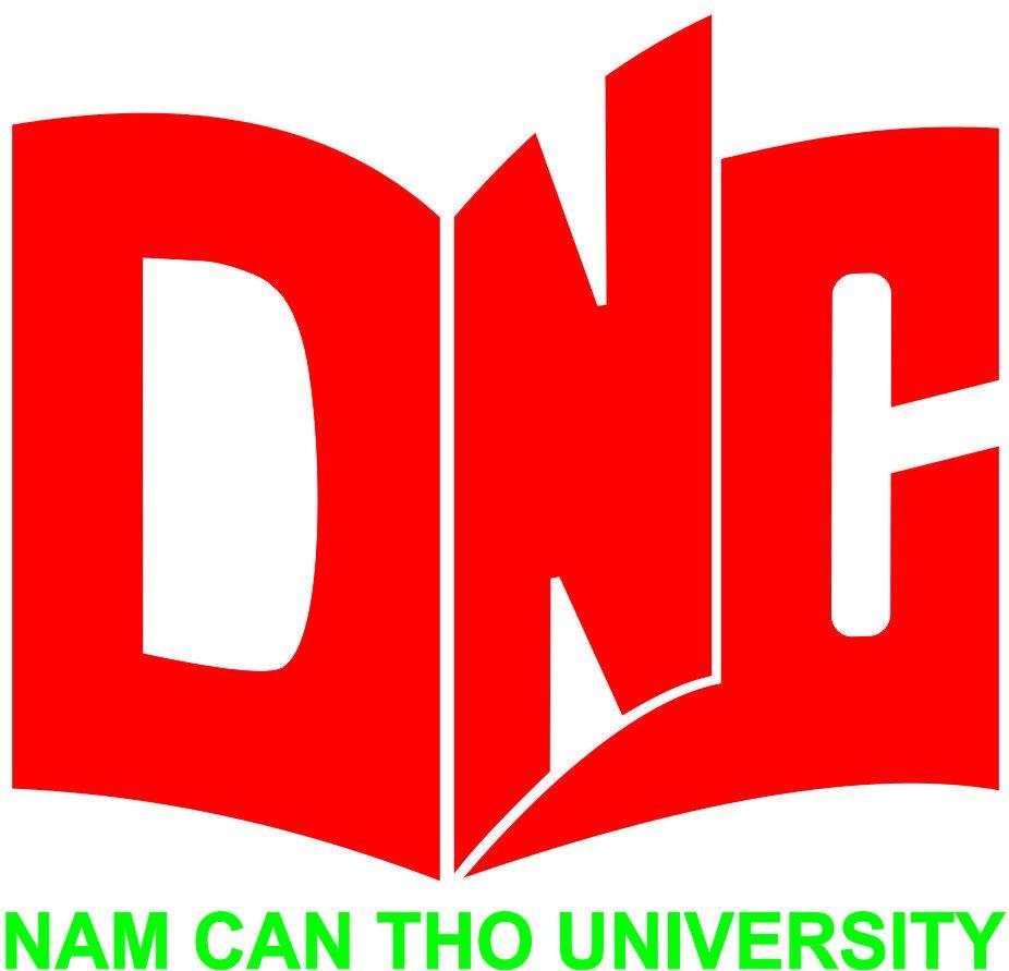 Logo Trường Đại học Nam Cần Thơ