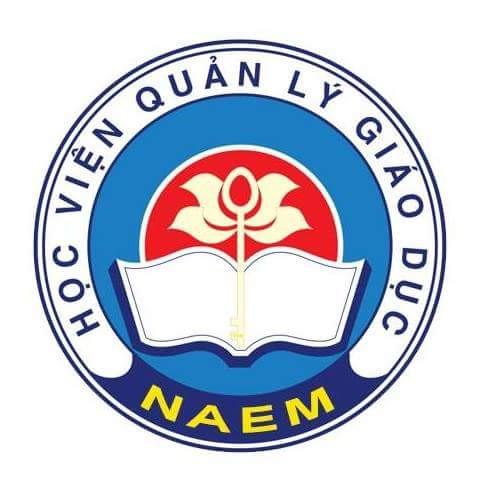 Logo Học viện Quản lý Giáo dục