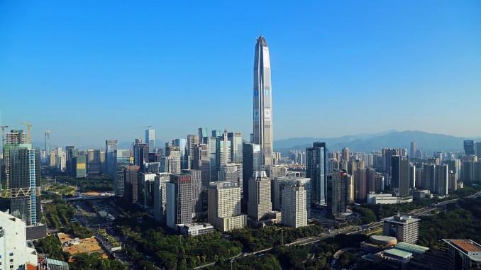 4. Ping An Finance Center