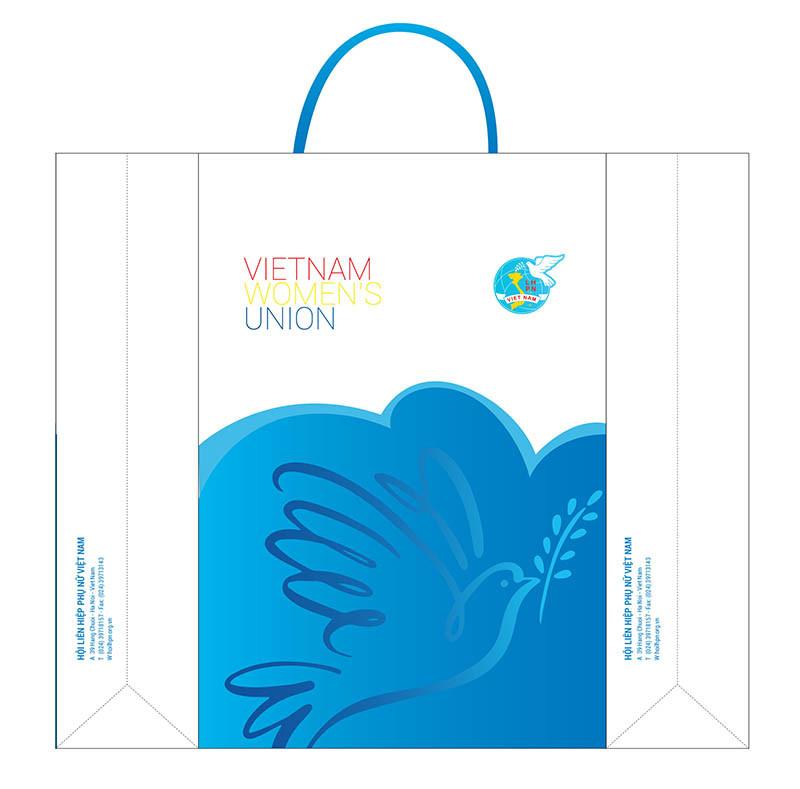 Túi Giấy Hội LHPN Việt Nam