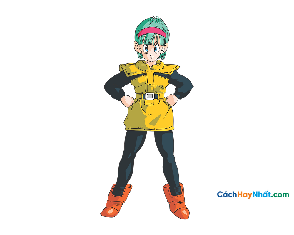 Vector Corel PNG 7 Dragon Ball - Bunma