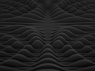 20 Beautiful Cymatics Black Backgrounds