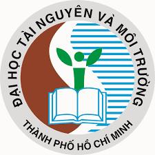 Logo Trường Đại học Tài nguyên và Môi trường Thành phố Hồ Chí Minh