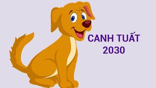Sinh Năm 2030 Mệnh Gì? Tuổi Canh Tuất 2030 Hợp Màu Gì? Hợp Tuổi Gì? Hợp Hướng Nào?