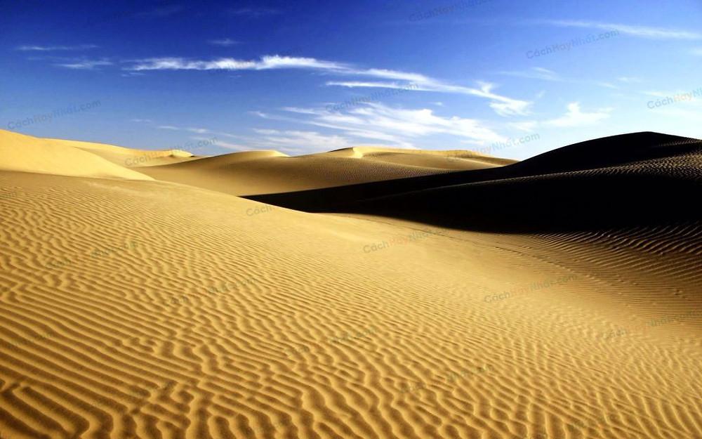 Top 10 Sa mạc lớn nhất Thế giới