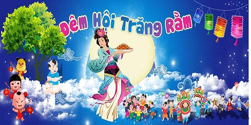 Tết Trung Thu Mid-Autumn Festival Vector Corel CDR 42
