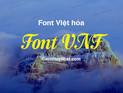 Bộ Font VNF Full Việt Hóa Đẹp