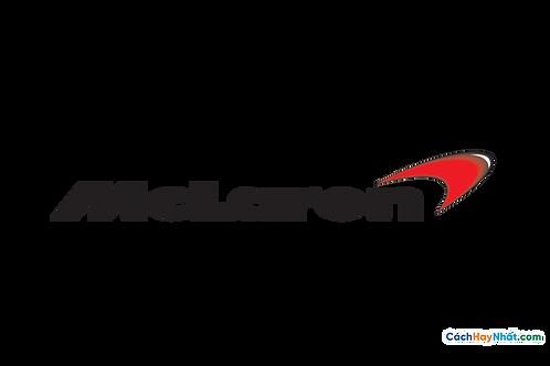 Logo McLaren 3D Vector PDF PNG