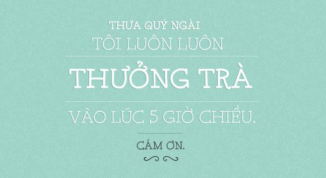 Font iciel Grandma Việt Hóa