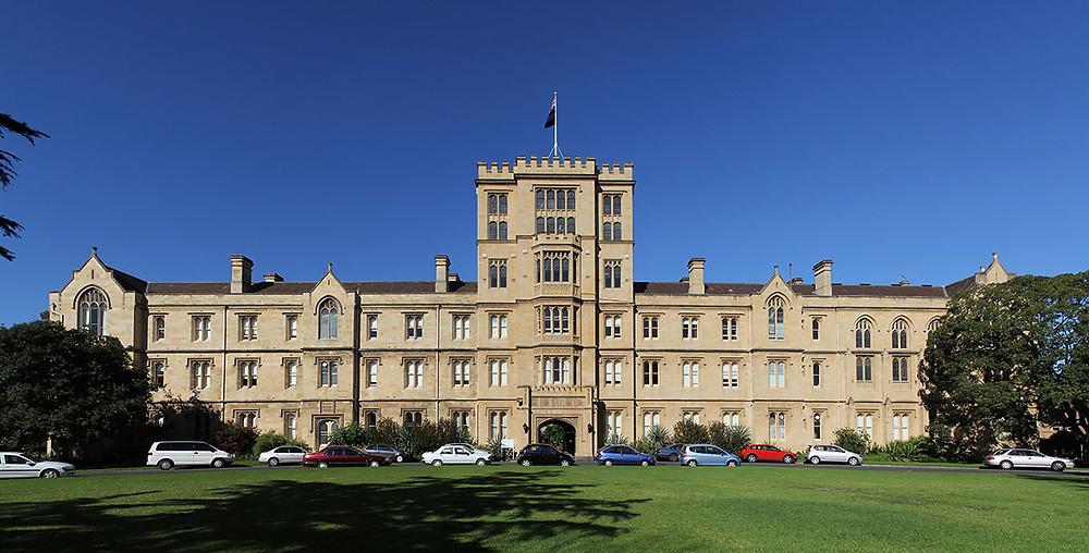 Đại học Parkville của Melbourne (Người chụp ảnh: Donaldytong)