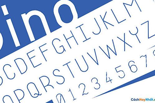 Font Bino Download Free
