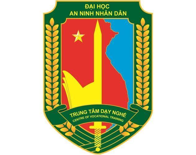 Logo Trường Cao đẳng An ninh Nhân dân I