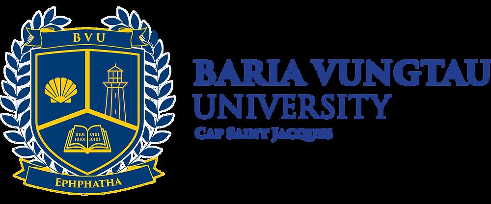Logo Trường Đại học Bà Rịa - Vũng Tàu