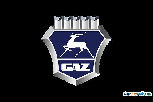 Logo GAZ 3D Vector PDF PNG