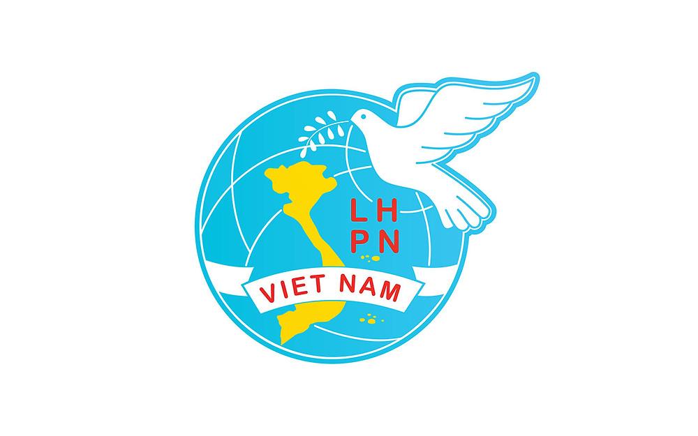 Logo Hội Liên Hiệp Phụ Nữ (LHPN) Việt Nam