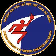 Logo Trường Đại học Thể dục Thể thao Đà Nẵng