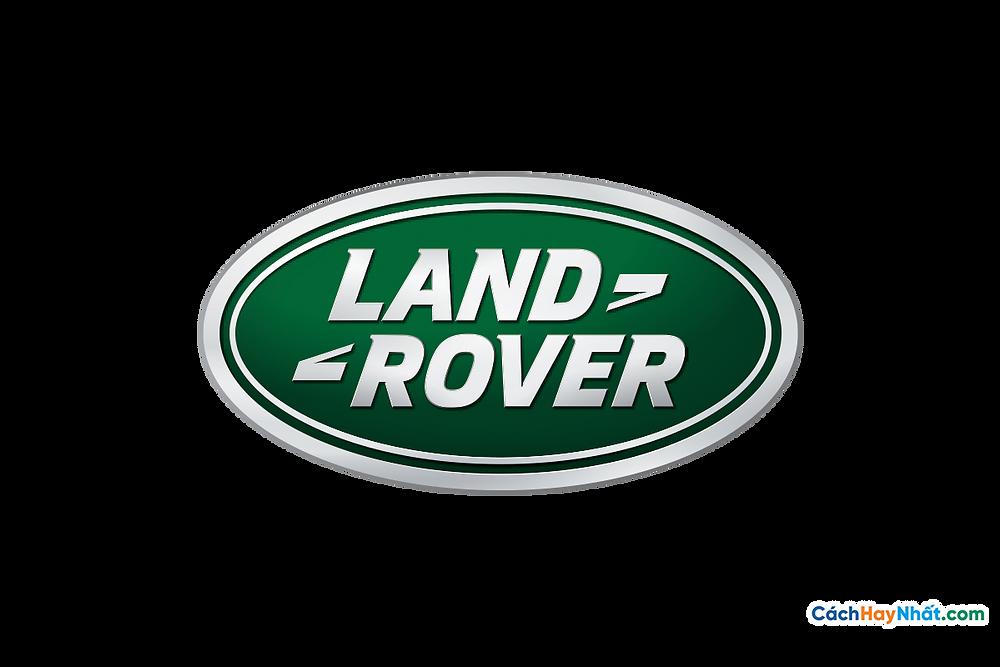 Logo Land Rover PNG