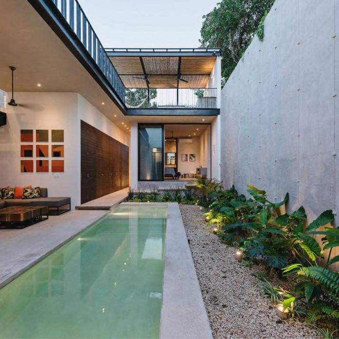 Thiết kế nhà dân dụng casa lupita đoạt giải thiết kế bởi inomio