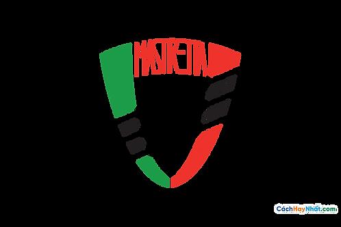 Logo Mastretta 3D Vector PDF PNG