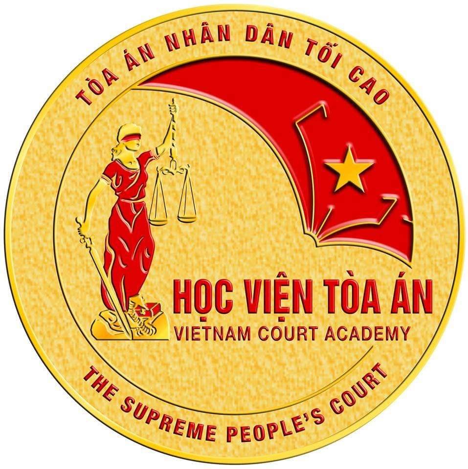 Logo Học viện Tòa án