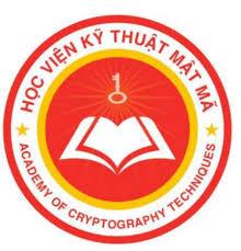 Logo Học viện Kỹ thuật Mật mã