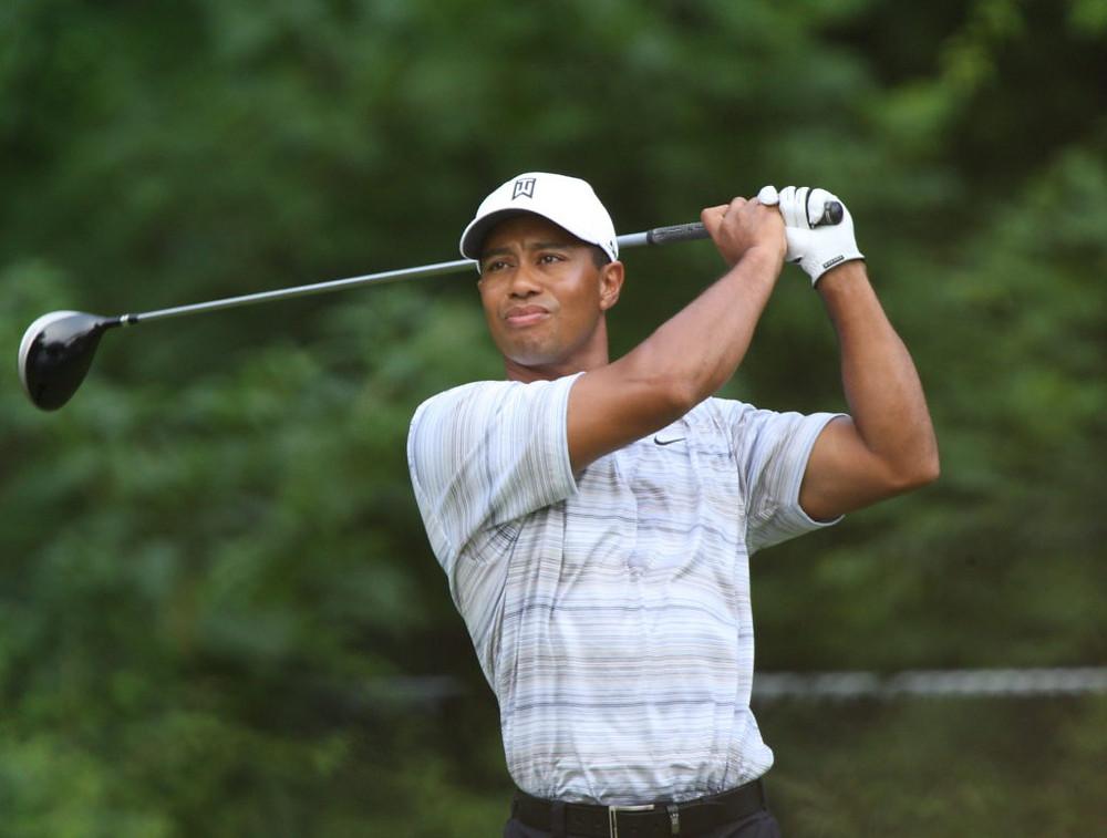 1. Tiger Woods