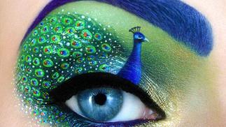 20 Ý Tưởng Trang Điểm Mắt Đẹp Và Sáng Tạo Và Các Tác Phẩm Nghệ Thuật Của Tal Pele