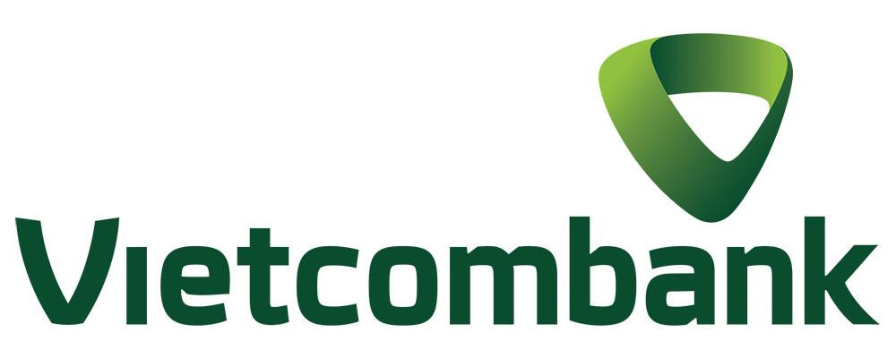 Logo Vietcombank không slogan