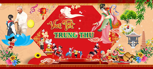 Free Download Background Trung Thu Vector Corel CDR 89
