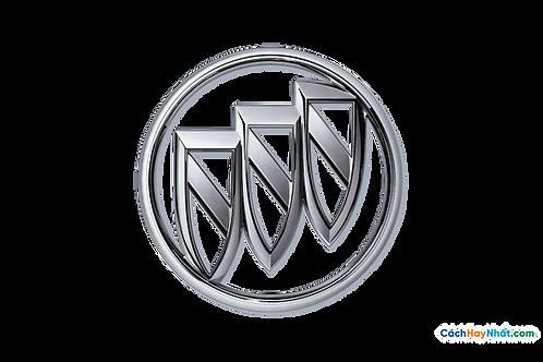 Logo Buick 3D Vector PDF PNG