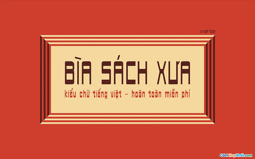 Font Biasachxua