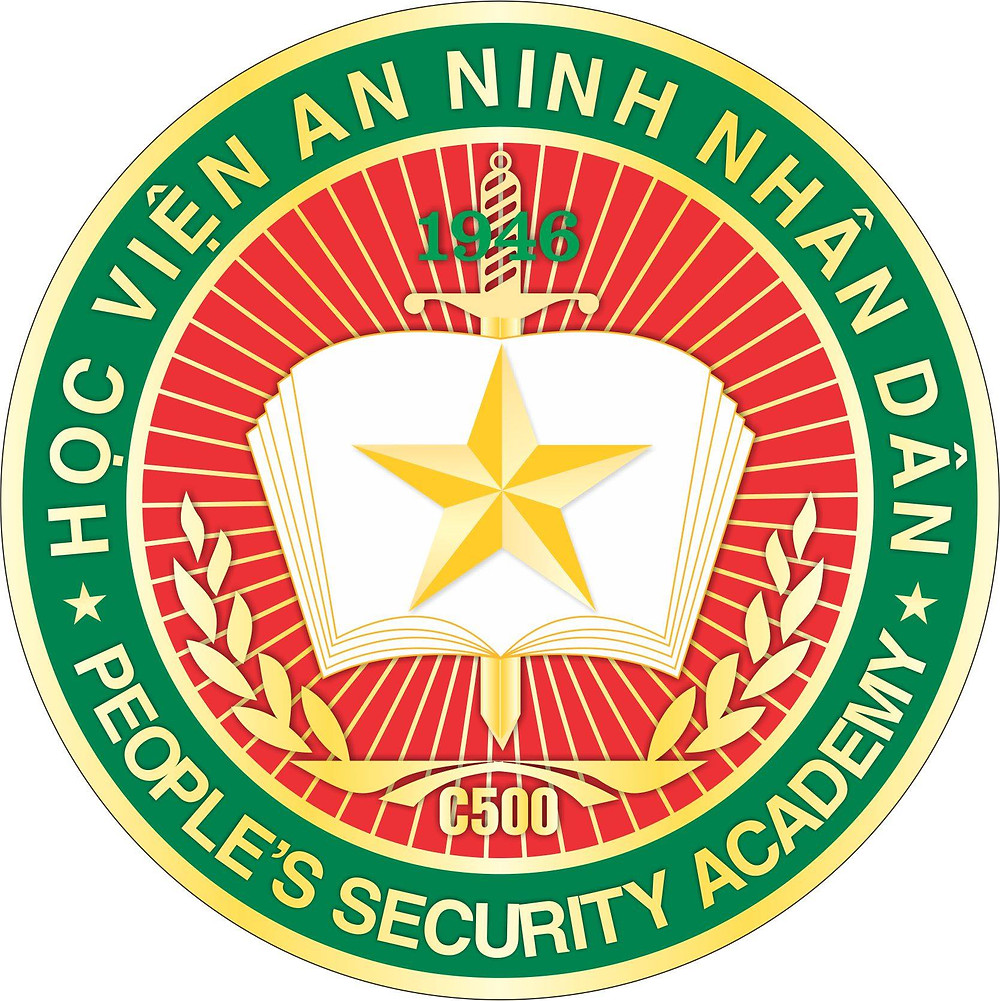 Logo Học viện An ninh Nhân dân