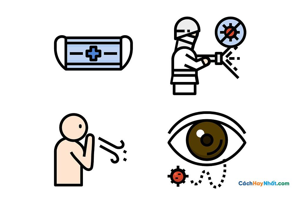 Free File Virus Corona COVID-19 SARS-COV-2 icons Vector PDF PNG 02