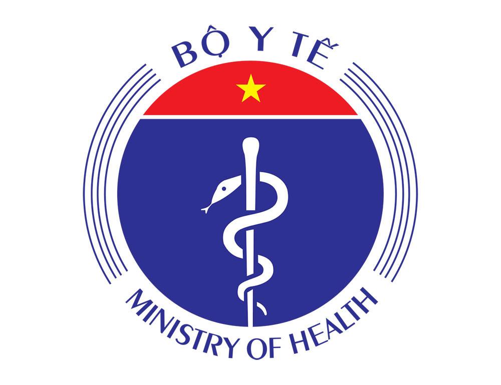 Logo Bộ Y Tế Việt Nam