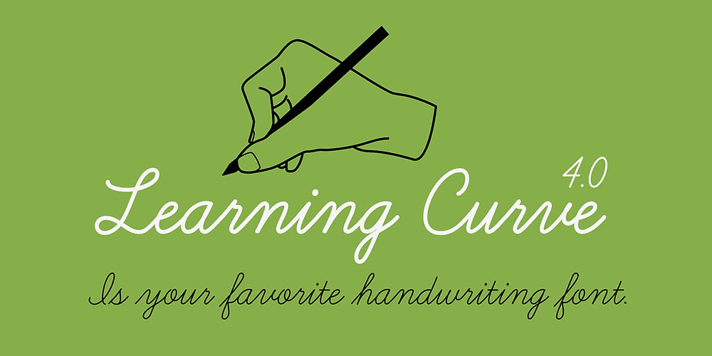 Font Learning Curve Pro