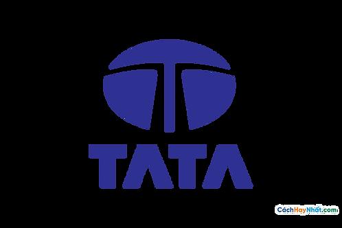 Logo Tata 3D Vector PDF PNG