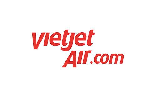 Logo Vietjet Air Vector Full Định Dạng CDR AI PDF EPS PNG