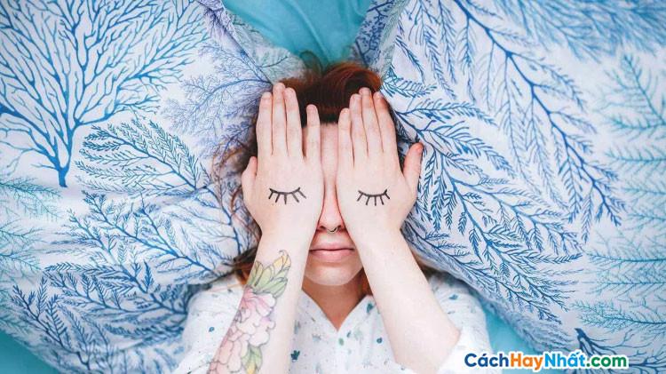 Cách Ngủ Trong 10, 60 Hoặc 120 Giây