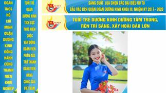 Băng Rôn Banner Poster Đoàn Thanh Niên Vector Corel CDR Part08