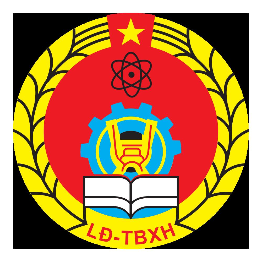 Logo Bộ Lao động – Thương binh và Xã hội PNG