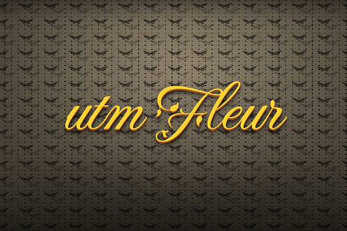 Font Chữ UTM Fleur Việt Hóa Tuyệt Đẹp Free Download